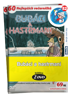 bubaci-a-hastrmani-2dvd